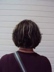 ISIS MEDEIROS, usa para preenchimento de falhas de cabelo. Volume com naturalidade