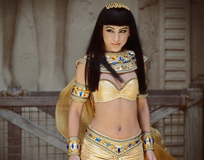 Megahair presente já no Egito antigo